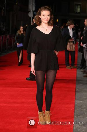 Dakota Blue Richards - 'Trance' World premiere held at Odeon West End - Arrivals - London, United Kingdom - Tuesday...