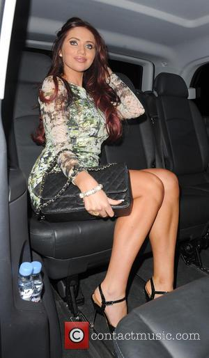 Amy Childs - Celebrities leaving an event held at The Dorchester hotel - London, United Kingdom - Tuesday 19th March...