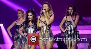 Kimberley Walsh, Nadine Coyle, Cheryl Cole, Sarah Harding and Girls Aloud