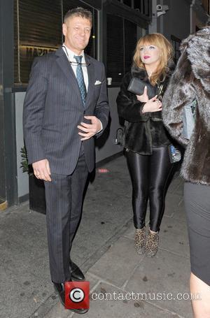 Sean Bean and Lorna Bean