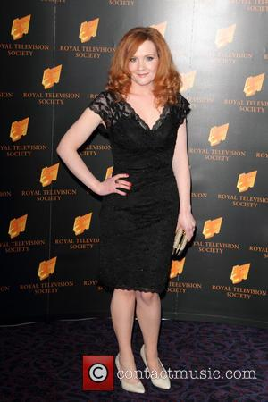 Jennie McAlpine - Royal Television Society Programme Awards held at the Grosvenor House - Arrivals - London, United Kingdom -...