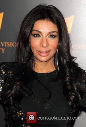 Shobna Gulati - Royal Television Society Programme Awards held at the Grosvenor House - Arrivals - London, United Kingdom -...