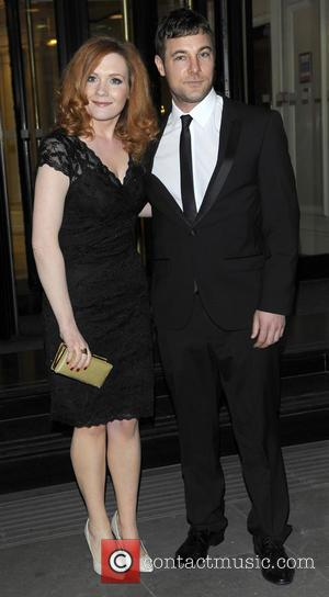 Jennie McAlpine - Royal Television Society Programme Awards held at the Grosvenor House - Outside Arrivals - London, United Kingdom...