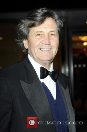 Lord Melvyn Bragg - Royal Television Society Programme Awards held at the Grosvenor House - Outside Arrivals - London, United...