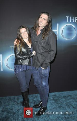 Holly Marie Combs - The premiere of 'The Host' held at the Arclight theatre - Arrivals - Los Angeles, California,...