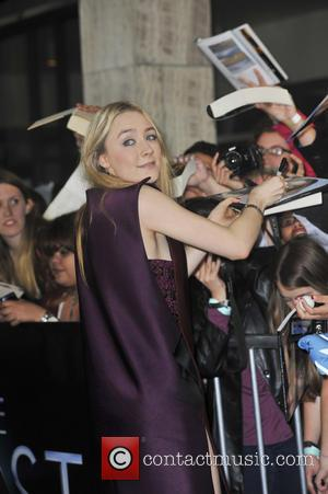 Movie Crew Placed Bets Saoirse Ronan Movie Stunt