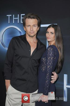 Sean Patrick Flanery and Lauren Flanery