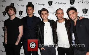 Jay Mcguiness, Siva Kaneswaran, Nathan Sykes, Max George, Tom Parker and The Wanted