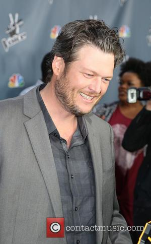 Blake Shelton - Screening of NBC's 'The Voice' Season 4...