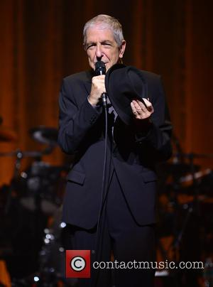 Leonard cohen pictures photo gallery for Leonard cohen music videos