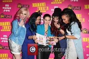 Perrie, Jade, Carly Rose, Jesy, Leigh-anne and Little Mix