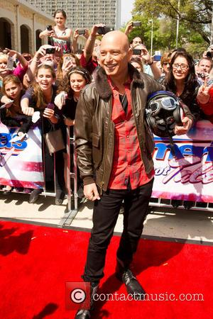 Howie Mandel - Americas Got Talent Arrivals held at  Lila Cockrell Theater -  San Antonio , Texas, United...