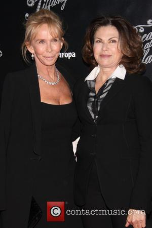 Trudie Styler and Colleen Atwood