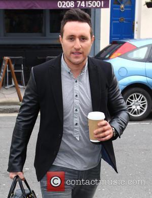 Antony Costa - Celebrities arriving at the Riverside Studios to film 'Celebrity Juice' - London, United Kingdom - Wednesday 20th...
