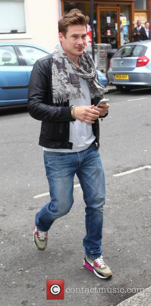 Lee Ryan - Celebrities arriving at the Riverside Studios to film 'Celebrity Juice' - London, United Kingdom - Wednesday 20th...