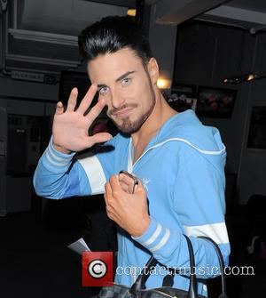 Rylan Clark - Celebrities arriving at the Riverside Studios to film 'Celebrity Juice' - London, United Kingdom - Wednesday 20th...