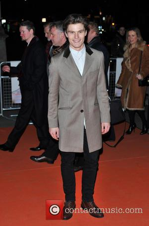 Oliver Cheshire - David Bowie exhibition gala night held at the Victoria and Albert Museum - Arrivals - London, United...