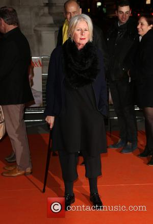 Betty Jackson - David Bowie Is Private View - exhibition gala night held at the Victoria and Albert Museum...