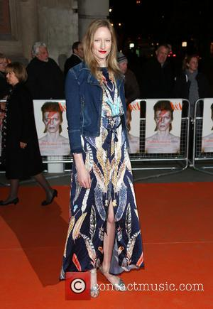 Jade Parfitt - David Bowie Is Private View - exhibition gala night held at the Victoria and Albert Museum...