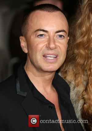 Julien MacDonald - David Bowie Is Private View - exhibition gala night held at the Victoria and Albert Museum...