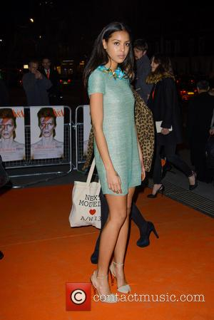 Arlissa - David Bowie Is - Private View - exhibition gala night held at the Victoria and Albert Museum (V&A)...