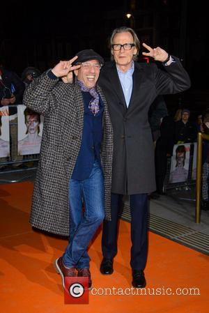 Bill Knighy - David Bowie Is - Private View - exhibition gala night held at the Victoria and Albert Museum...