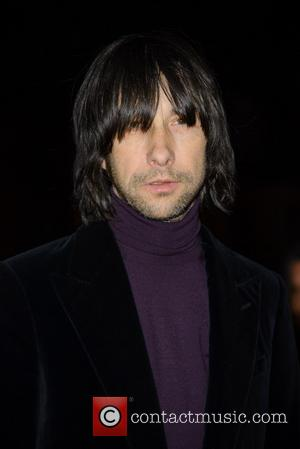 Bobby Gillespie - David Bowie Is - Private View - exhibition gala night held at the Victoria and Albert Museum...