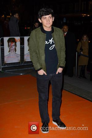 Craig Roberts - David Bowie Is - Private View - exhibition gala night held at the Victoria and Albert Museum...