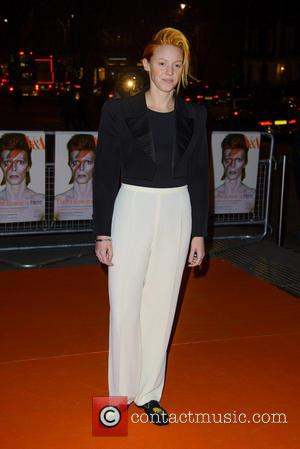 Elly Jackson aka La Roux - David Bowie Is - Private View - exhibition gala night held at the Victoria...