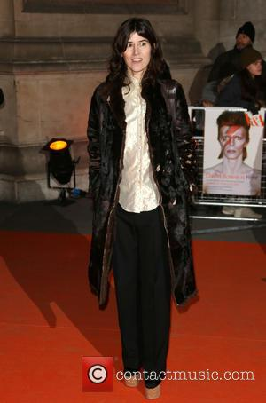Bella Freud - David Bowie Is Private View - exhibition gala night held at the Victoria and Albert Museum...