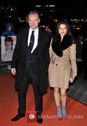 Gary Kemp and guest - David Bowie exhibition gala night held at the Victoria and Albert Museum - Arrivals -...
