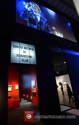David Bowie Exhibition Breaks Museum Record