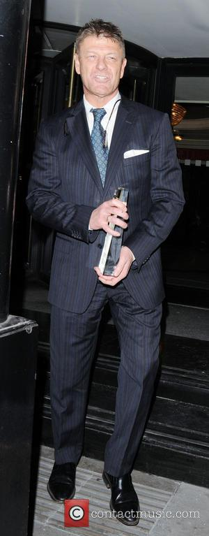 Sean Bean - Celebrities outside the Royal Television Society Awards at the Grosvenor hotel - London, United Kingdom - Wednesday...