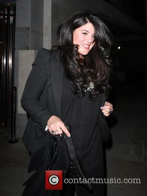 Monica Lewinsky - Celebrities At Downtown Mayfair