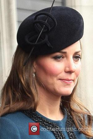 Catherine and Duchess of Cambridge - Catherine,Duchess of Cambridge,Kate Middleton visits Baker Street tube station to mark the 150th anniversary...
