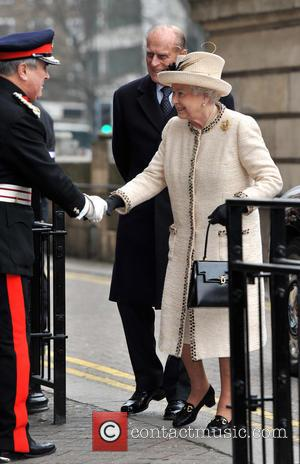 Queen Elizabeth Ii, Prince Philip and The Duke Of Edinburgh