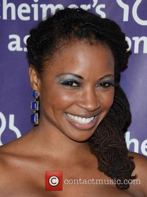 Shanola Hampton - 21st Annual 'A Night at Sardi's' to Benefit the Alzheimer's Association held at the Beverly Hilton Hotel...