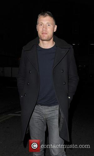 Andrew Flintoff and Freddie Flintoff - Andrew Flintoff  leaving Little House restaurant in Mayfair - London, United Kingdom -...