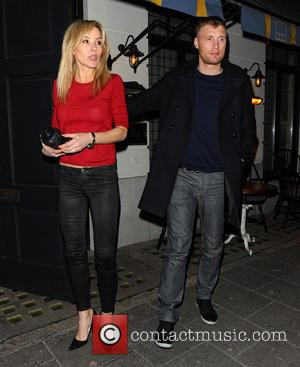 Andrew Flintoff, Freddie Flintoff and Rachael Wools - Andrew Flintoff leaves Little House restaurant in Mayfair with his wife, Rachael...