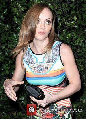 Christina Ricci - Celebrities spotted leaving the BlackBerry Z10 Smartphone launch party at Cecconi's Restaurant - Los Angeles, California, United...
