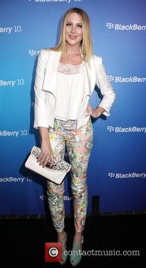 Stephanie Pratt - The U.S. launch of the new BlackBerry Z10, held at Cecconi's West Hollywood - Arrivals - Los...