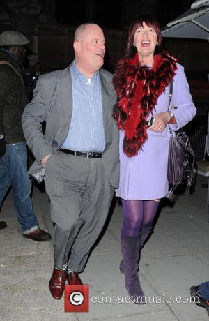Janet Street-Porter - David Bowie Is - Private View - exhibition gala night held at the Victoria and Albert Museum...