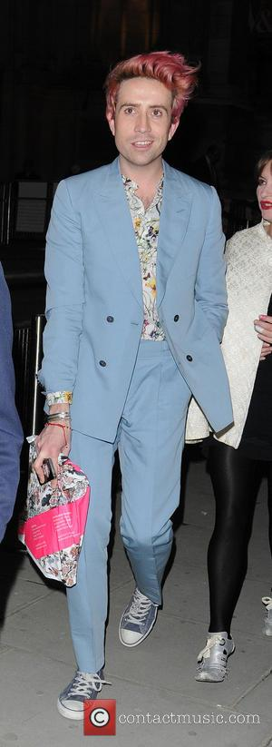 Nick Grimshaw - David Bowie Is - Private View - exhibition gala night held at the Victoria and Albert Museum...