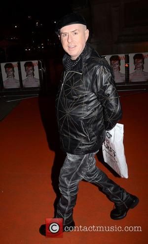Holly Johnson - David Bowie Is - Private View - exhibition gala night held at the Victoria and Albert Museum...