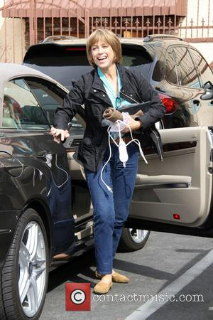 Dorothy Hamill - Celebrities outside the rehearsal studio for 'Dancing with the Stars' - Hollywood, California, United States - Wednesday...