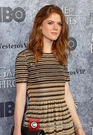 Rose Leslie - San Francisco premiere of HBO's 'Game of Thrones' season 3 held at Palace of Fine Arts Theatre...