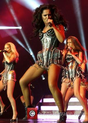 Cheryl Cole - Girls Aloud performed their last ever concert together after ending their Ten: The Hits Tour at the...