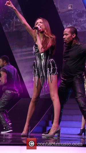 Nadine Coyle - Girls Aloud performed their last ever concert together after ending their Ten: The Hits Tour at the...