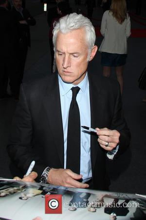 John Slattery Pens His First Movie