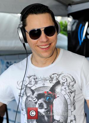DJ Tiesto - Motorola Music Lounge presented by Sol Republic and Sirius XM - Miami , Florida, United States -...